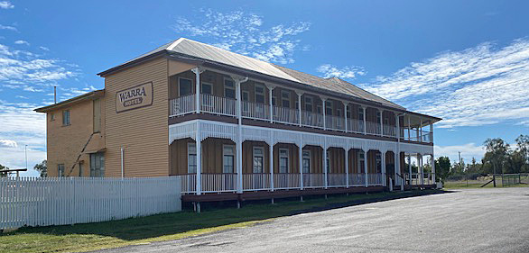 Warra, Near Dalby, Darling Downs, Adventure, Outback, Escape the City, Travel, History
