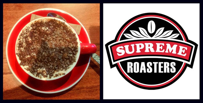 where is brisbane's best cappuccino best coffee frisky goat espresso supreme roasters