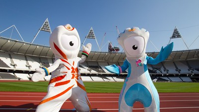 Image Courtesy of the London 2012 Olympics Website