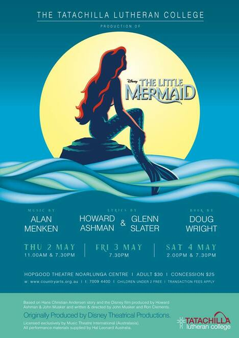 It's time to go 'under the sea' in May!