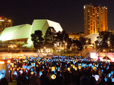 Image Courtesy of the Light The Night Website