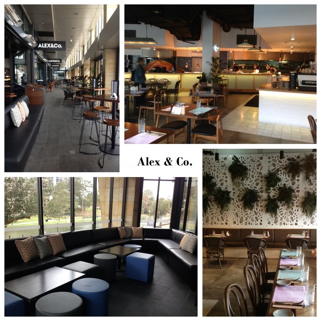 Alex & Co, Parramatta