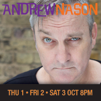 Andrew Nason: Comedian and Tall