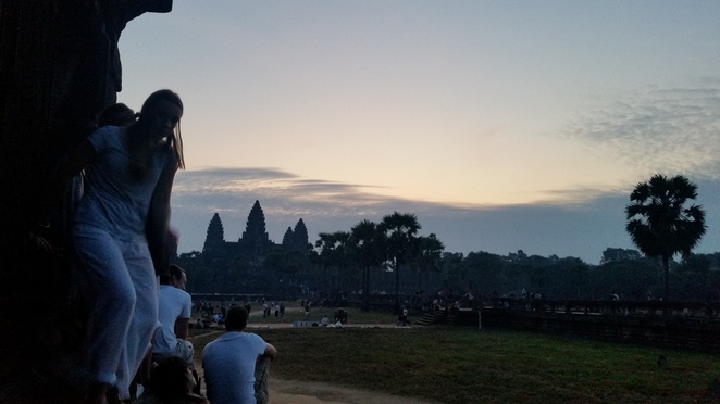 Angkor national park, Angkor wat, temples, cambodia, siem reap, religious monument,