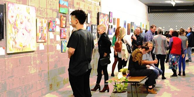 Art, Galleries, Shopping, Gifts, Things to See, Learn Something, Charity, Exhibition, Brisbane, Fortitude Valley