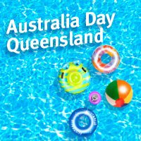 australia day brisbane, australia day south bank
