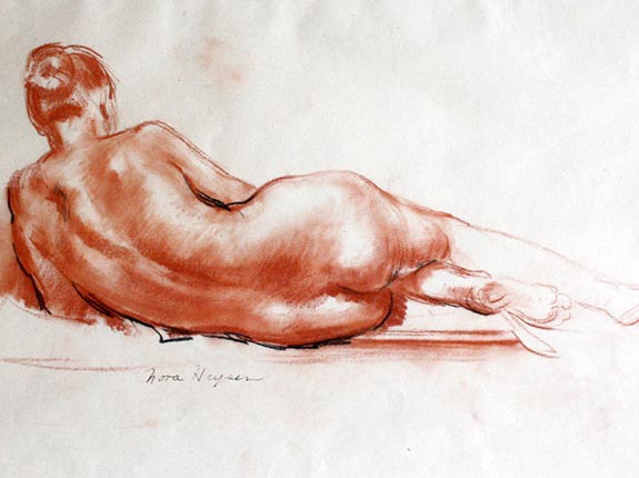 Body Matters: Life drawing Workshops