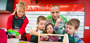 bunnings workshops christmas gawler family free learn night
