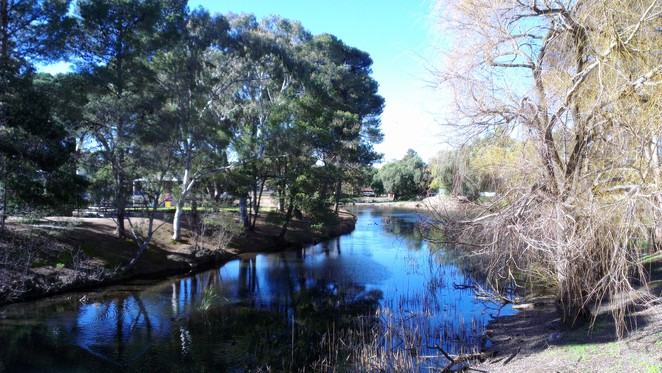 Burra Creek, Heritage Trail