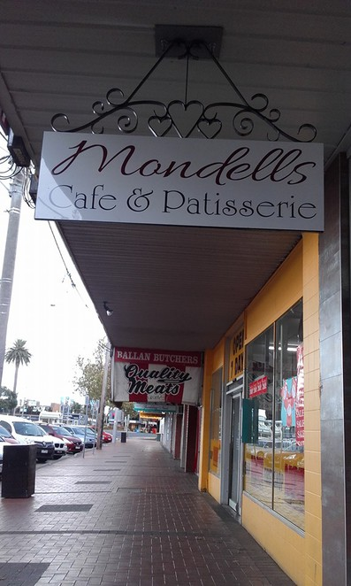 cafe, resturant, food, drink, mondells, Patisserie, werribee, food, baking