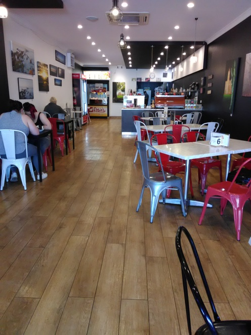 Chappy's cafe, food, fresh, Chappy's Kadina, drinks, hot drinks, beverages, lunch, snacks, light meals, Cooper Coast