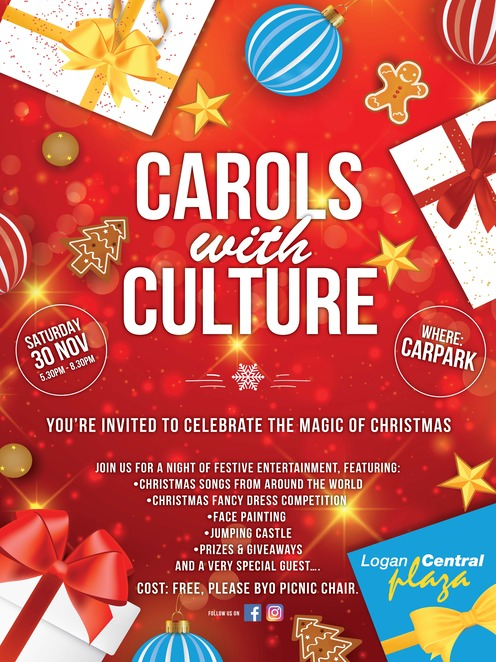 Christmas Carols, community, culture, event, Logan