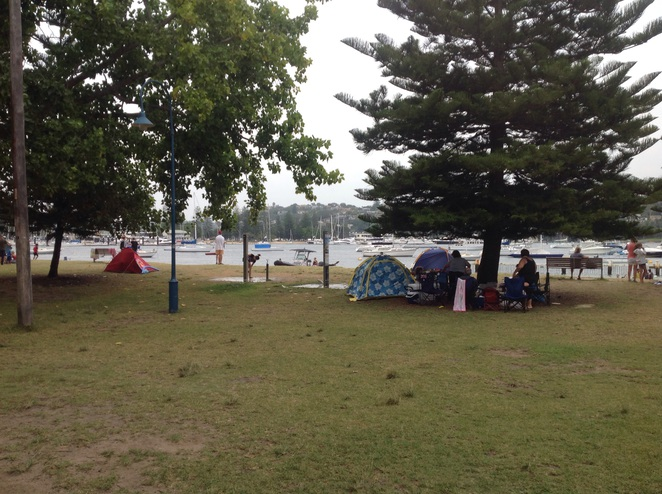 Clontarf Beach and Reserve facilities barbecues swimming boating