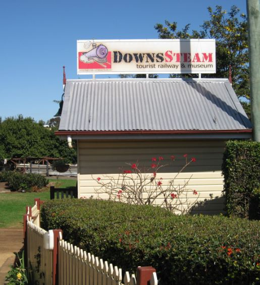 Downs Steam: Tourist Railway & Museum