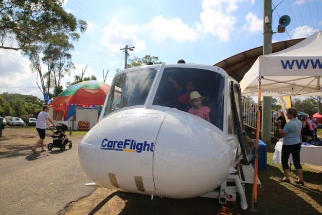 Fun for kids, castle hill show, castle hill, agricultural show, free for kids, relaxed atmosphere, animals, careflight