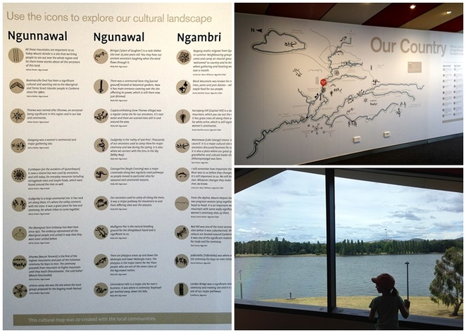 gallery of first australians, national museum of canberra, ACT, aboriginal, indigenous, art, history, museum,