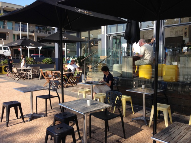 Girdlers Grind, Dee Why Beach Cafe, Northern Beaches Cafe