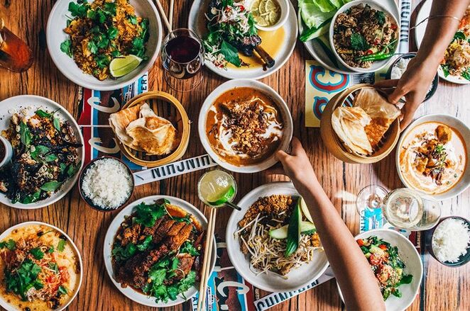 half price takeaway food for healthcare workers 2020, activity, food discounts for healthcare workers 2020, covid-19, pandemic relief discount, corona virus, fun things to do, restaurants, cheap eats, takeaway half price food, chin chin, hawker hall, baby, lucas, eateries, menu, asian food
