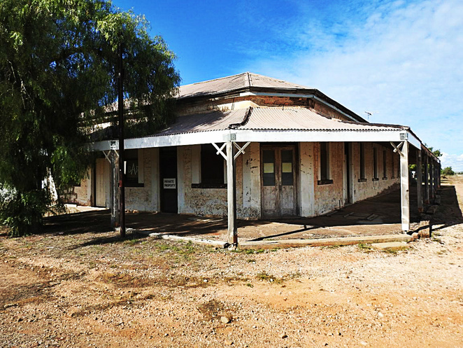 hammond, ghost towns in australia, ghost towns, south australia, abandoned places, flinders ranges, australia, peterborough, quorn, hammond hotel