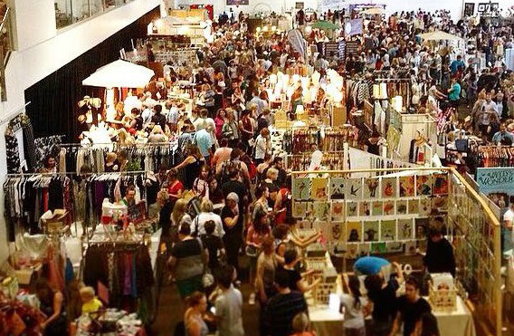 Handmade Market at the EPIC, Canberra