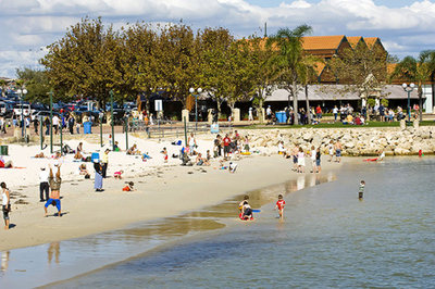 Image from Hillarys Boat Harbour website