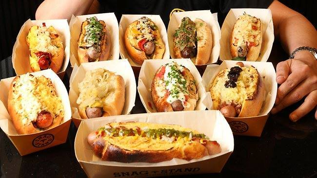 hot dogs, snag, melbourne, cheap eats