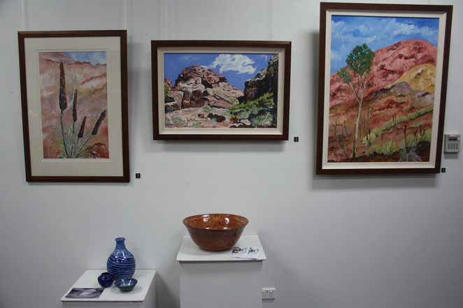 Arkaroola and Beyond, By Andrew Barr