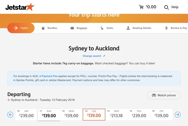 Jetstar, Flights to New Zealand, Jade Jackson, international travel, flight booking, cheap flights to NZ