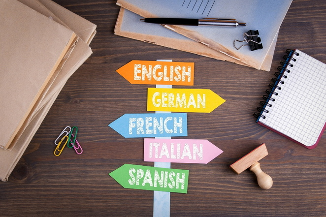 Learn another language while social distancing at home
