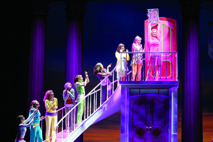 Legally Blonde West End