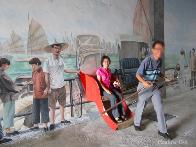Made In Penang, Interactive Museum, 3d Museum, Penang Island, attraction, time tunnel