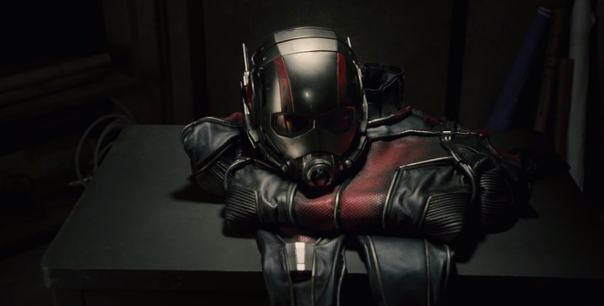Marvel's Ant-Man - The Ant-Man suitMarvel's Ant-Man - The Ant-Man suit