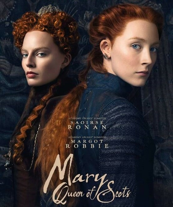 mary, queen of scots, film review, movie review, universal pictures