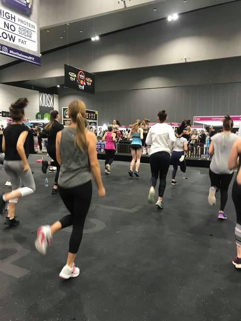 Melbourne Fitness Show