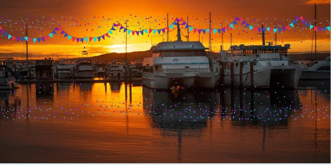 moonshadow cruises, new years eve, cruises, 2020, 2021, d'albora marinas, nelson bay, nelson bay beach, playground, port stephens, things to do, school holidays, NSW, dolphin watching tours, whale watching,