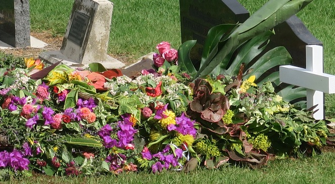 Norfolk Island burial practices