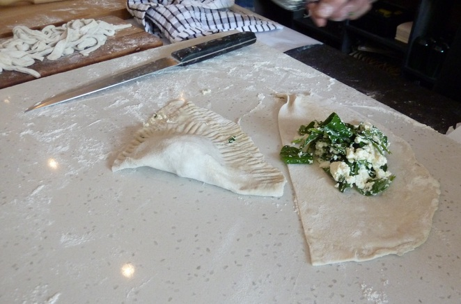 pappardelle ferricelli