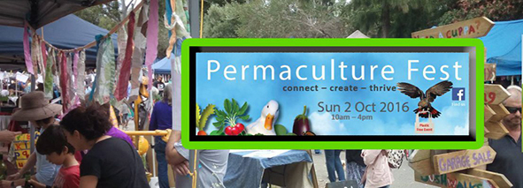 Permaculture Fest, Act-Belong-Commit, Formidable Vegetable Sound System, David Holmgren, Josh Byrne, Robyn Clayfield