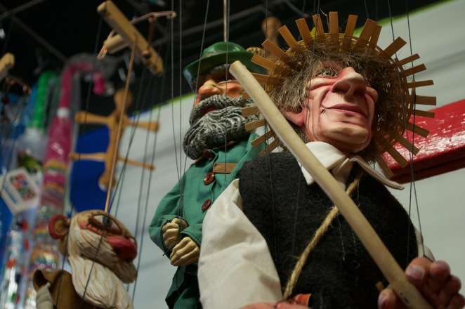 Puppets Marionettes Geppetto's
