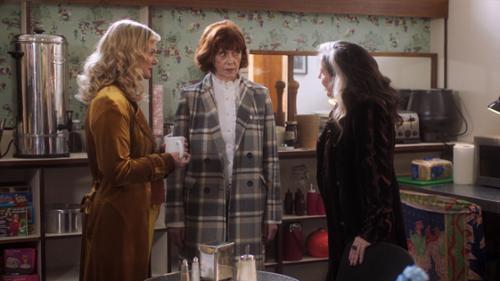queens of mystery, acorn TV, murder, detectives, amateur sleuths,