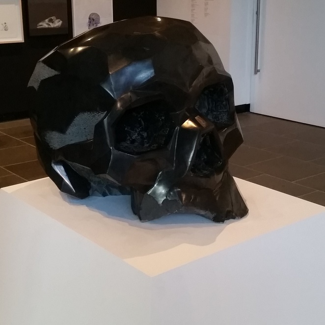 Romancing The Skull, Art Exhibition, Ballarat