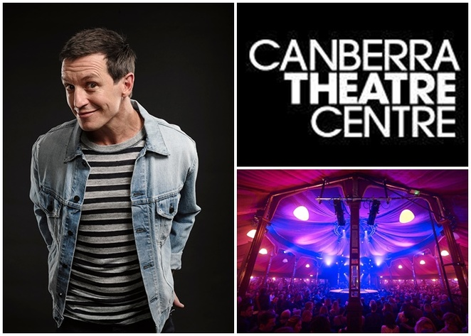 rove mcmanus, canberra theatre centre, mothers day, 2018, ACT, spiegeltent, shows, comedy, mothers day events, 11th may, 2018, before mothers day,