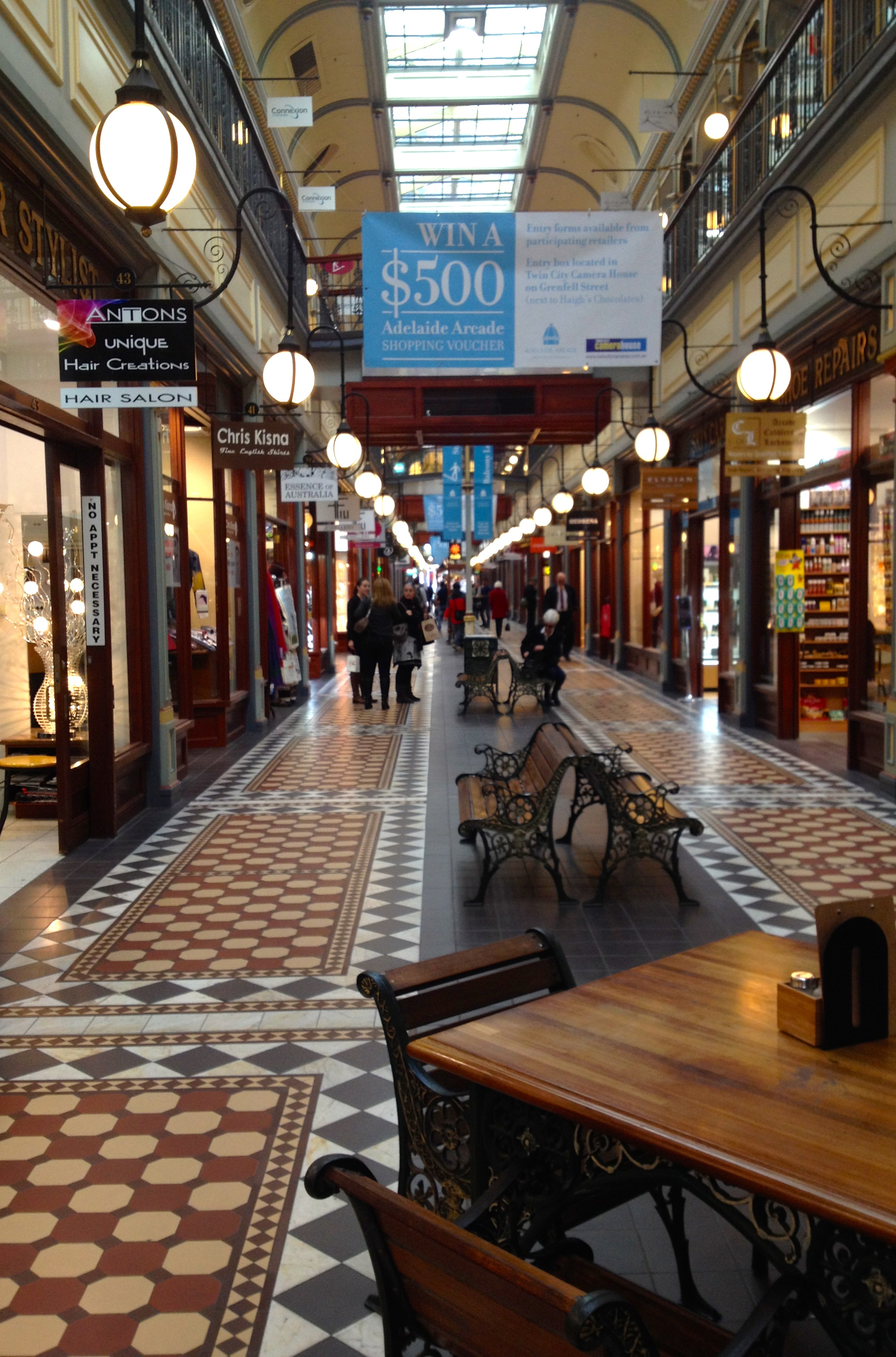 The History Of Rundle Street Adelaide