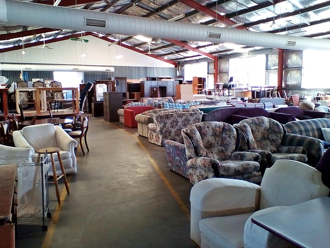 salvos, fyshwick, canberra, ACT, op shops, best op shops, biggest op shop, second hand shops, furniture, clothes, whitegoods,