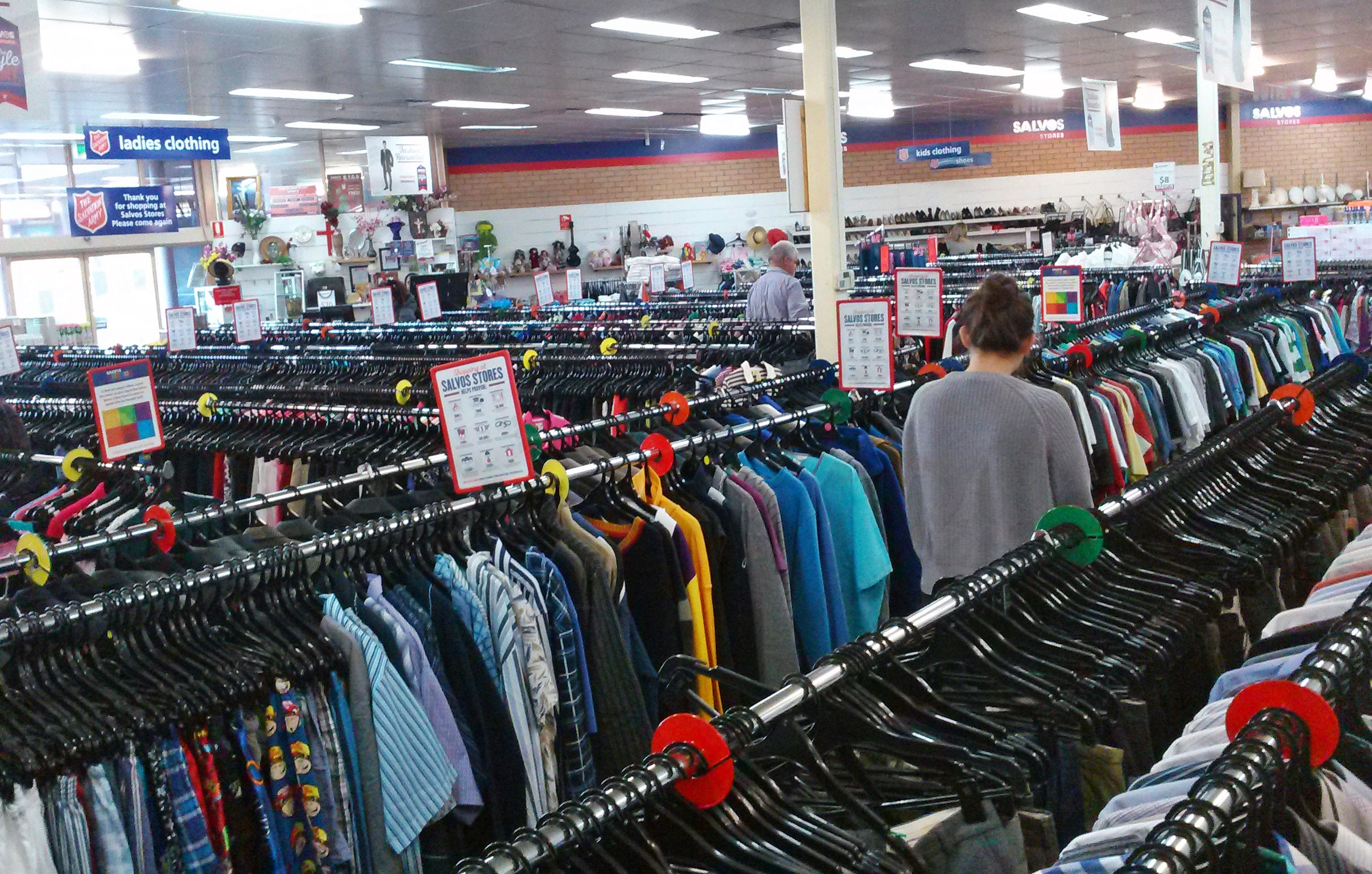 Clothing Stores Canberra