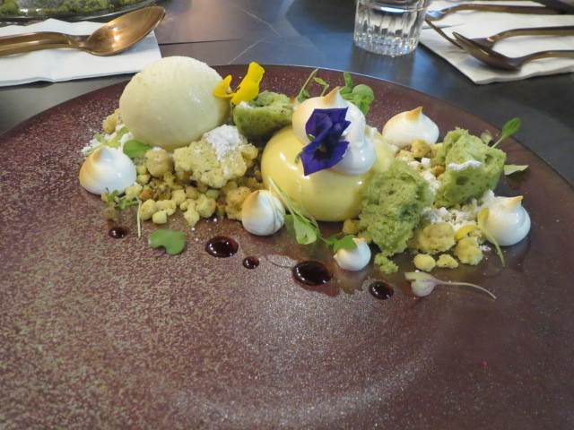 Shibui Dessert Bar, Lemon Meringue Pie, Adelaide