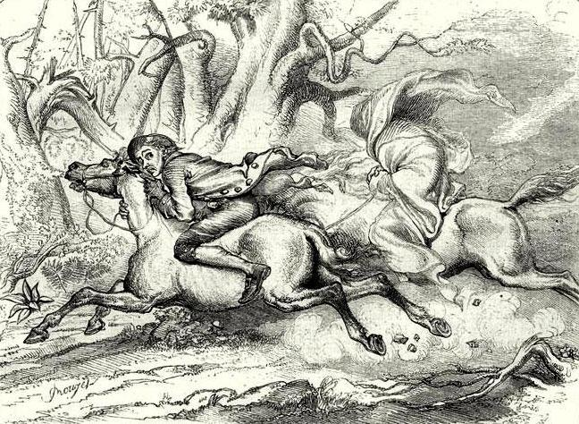 sleepy hollow, The Legend of Sleepy Hollow, Washington Irving, short stories, short ghost stories, short stories for Halloween, headless horseman