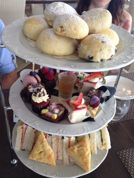 stamford plaza high tea