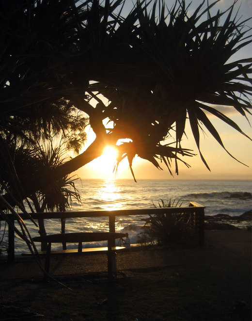 Sunrise at Tweed Heads