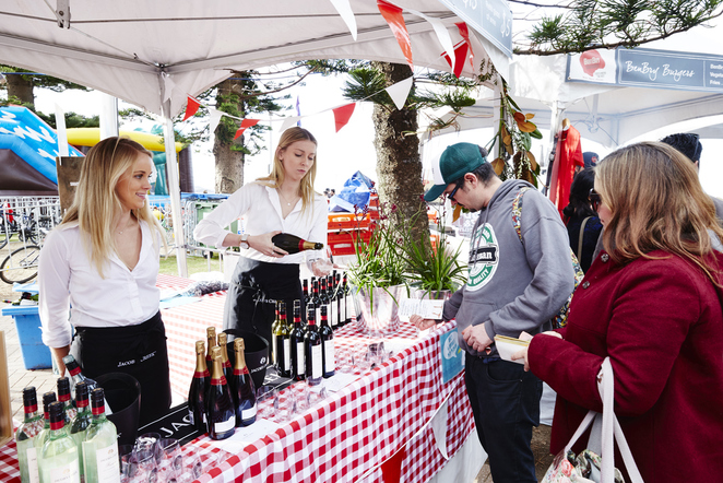 Taste of Manly Food, Wine and Sustainability Festival